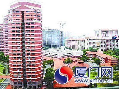 新加坡的樂齡公寓