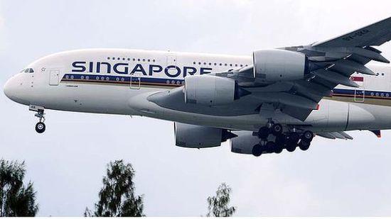 图:新加坡航空空客A380-新航将减少澳洲A380服务 航线运力进一步