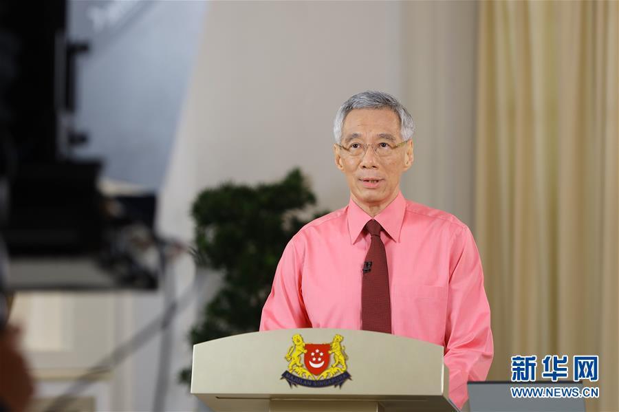 (國際)(1)新加坡總統宣布解散國會啟動大選