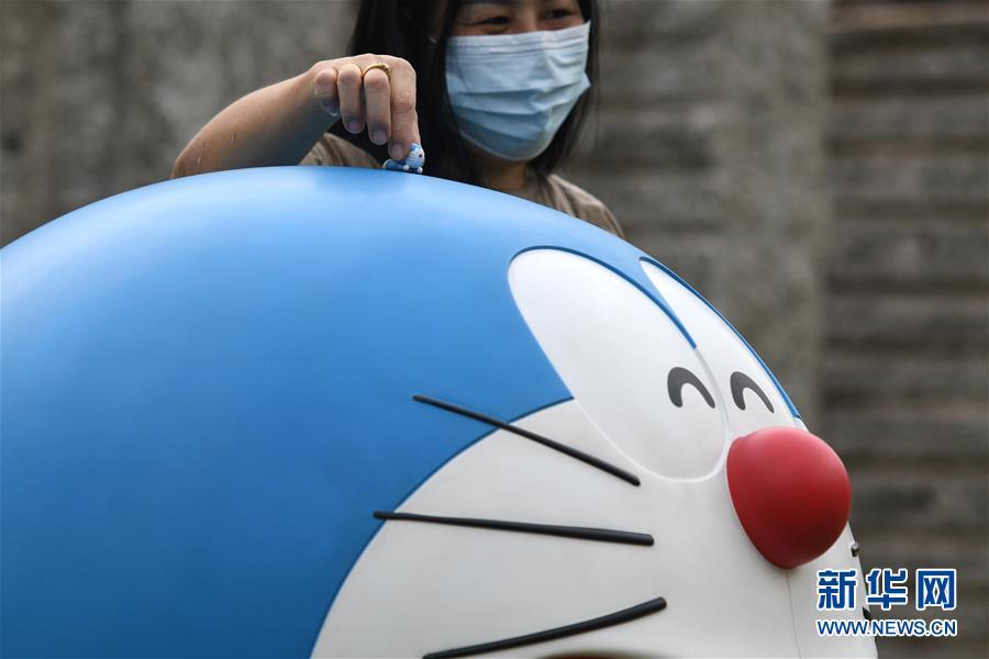 (國際)(4)新加坡國家博物館舉行哆啦A夢展覽