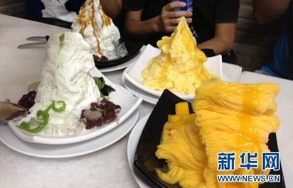邂逅新加坡的街頭美食