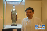 在傳統的基礎上推陳出新——專訪中國瓷雕工藝大師連紫華