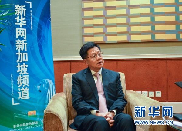 中國經濟發展走在正確的道路上——訪新加坡國立大學商學院院長楊賢
