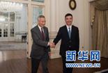 李顯龍:想來中國體驗無現金支付!