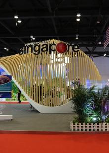 本網編輯實拍中國-東盟博覽會東南亞風情展館(高清組圖)