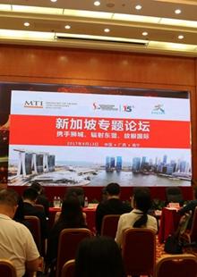 新加坡專題論壇中國-東盟博覽會期間舉行(組圖)