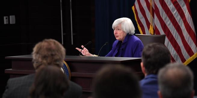 美聯儲今年內第三次加息