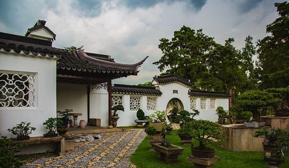 新加坡:獅城裕華園