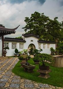 新加坡:獅城裕華園(組圖)
