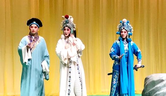 中国国家京剧院在新加坡举办折子戏专场演出