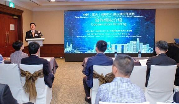 重慶與新加坡在康養旅遊領域深化合作