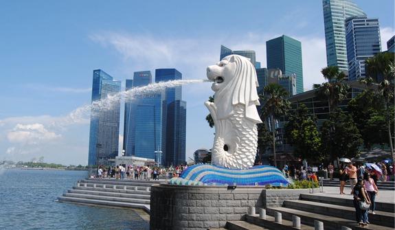 世界城市峰會市長論壇在新加坡舉行