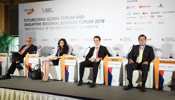 """專家:中國可以扮演東盟經濟體的""""大朋友"""""""