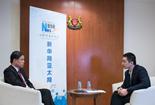 陳振聲:中國市場越來越大 為世界帶來更多商機