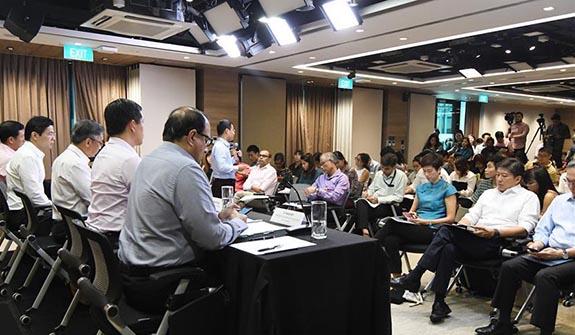 新加坡宣布三項新措施防范新型冠狀病毒感染