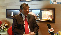 """張松聲:新加坡參與""""21世紀海上絲綢之路""""是互惠互利"""