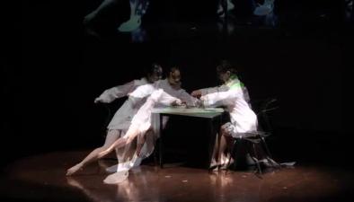 舞蹈《夜上海》